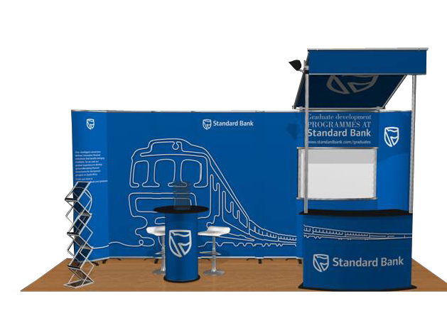 Portable Exhibition Stands In : Portable exhibition stands simply exhibition stands