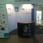 Rand Merchant Bank at U.C.T careers day